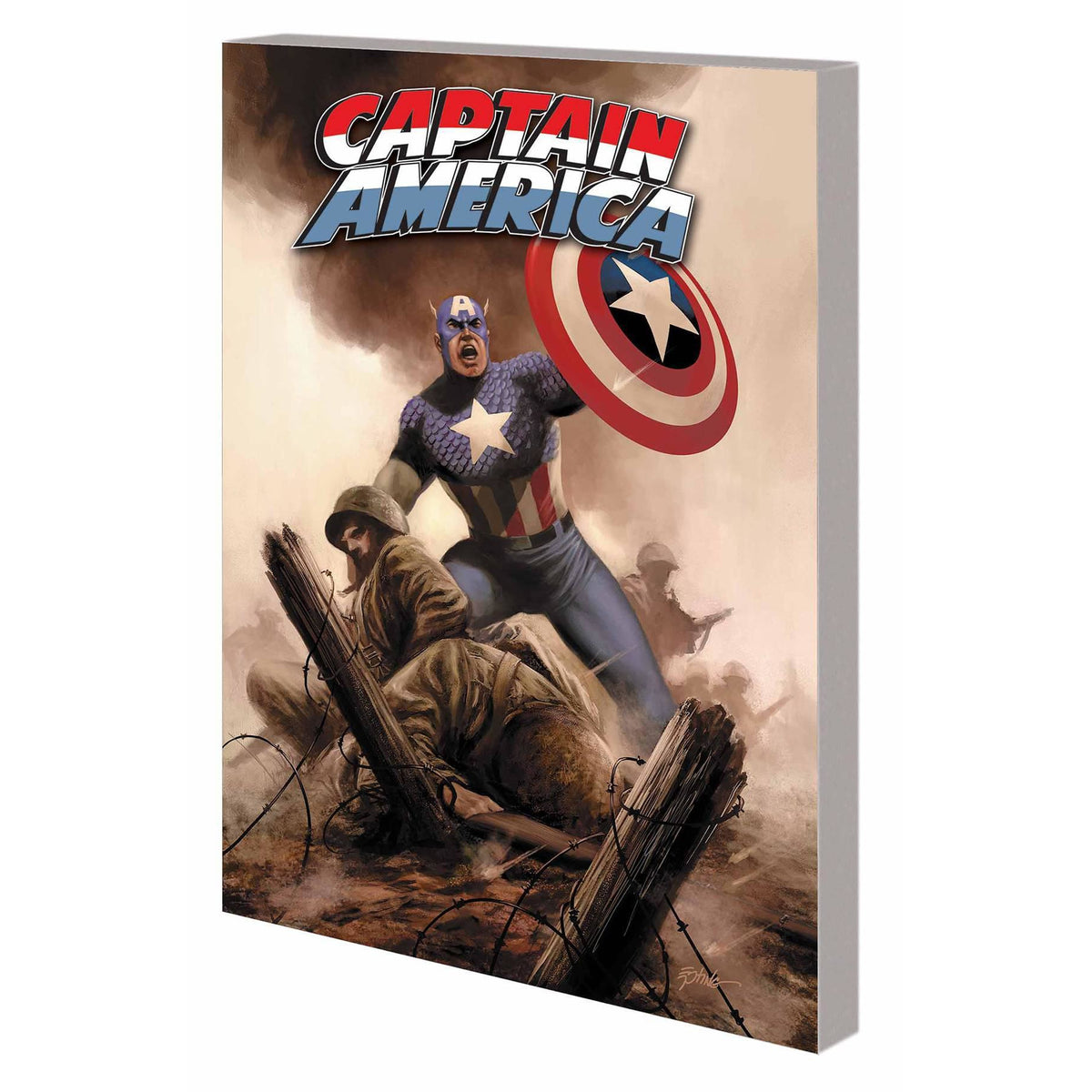 CAPTAIN AMERICA THEATER OF WAR: THE COMPLETE COLLECTION