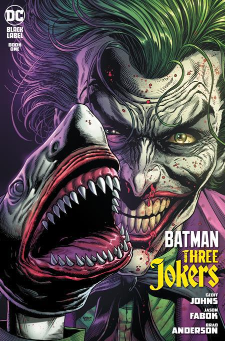 BATMAN THREE JOKERS #1 (OF 3)  SECOND PRINTING