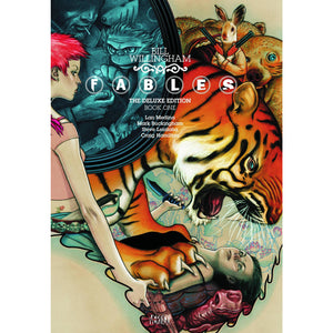 FABLES DELUXE EDITION VOLUME 01