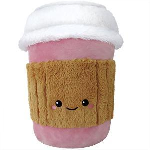 COMFORT FOOD COFFEE CUP SQUISHABLE