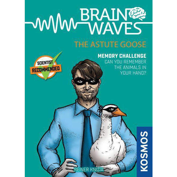 BRAINWAVES: THE ASTUTE GOOSE