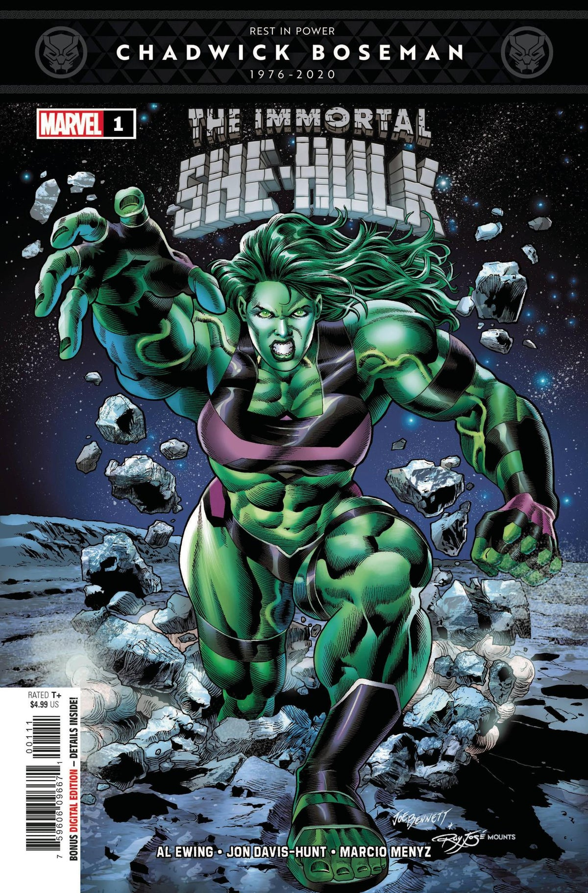 IMMORTAL SHE-HULK #1