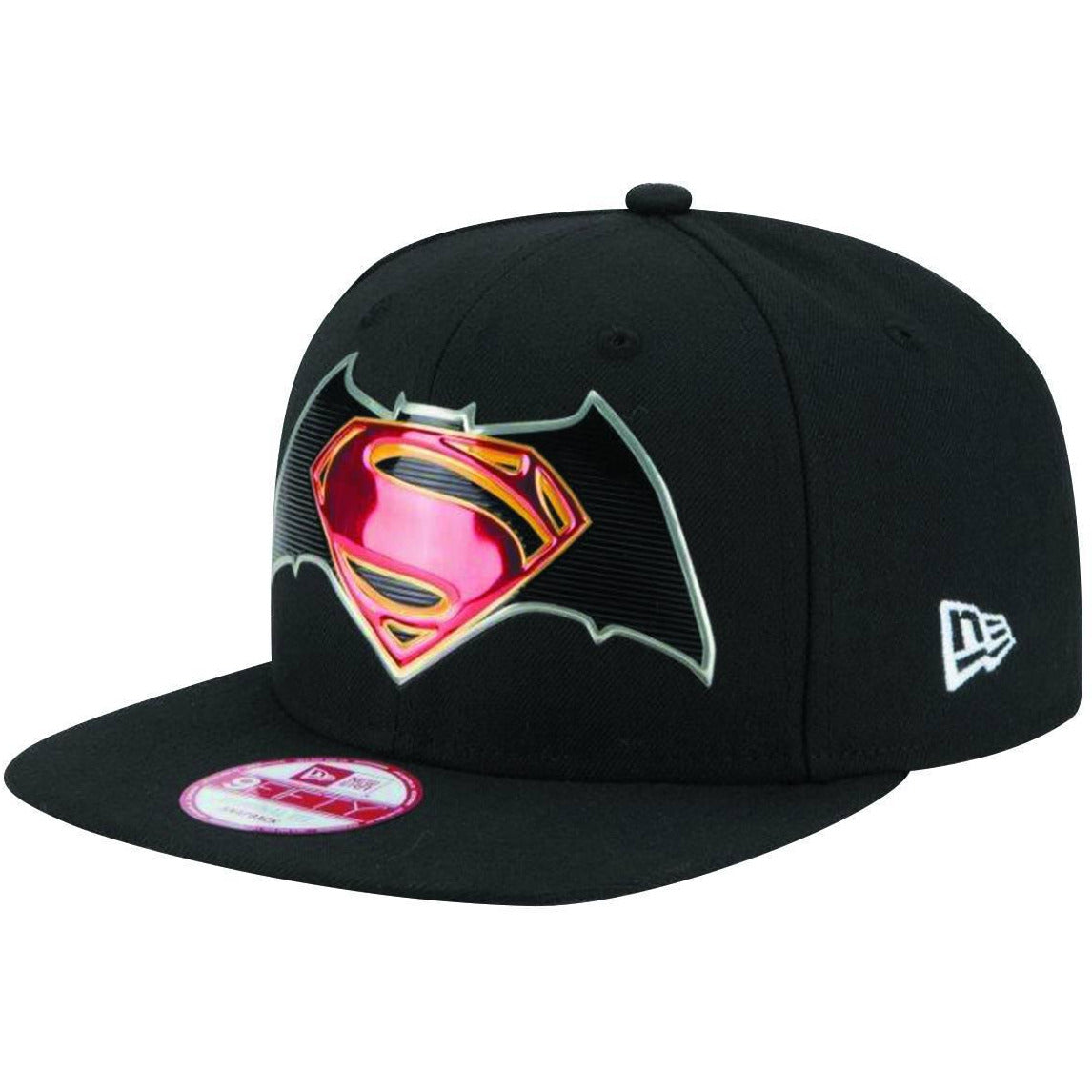 BATMAN V SUPERMAN SNAPBACK CAP
