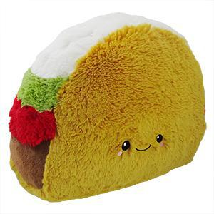 COMFORT FOOD TACO SQUISHABLE