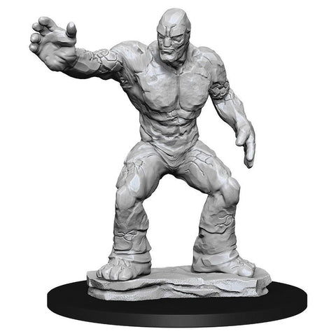 DUNGEONS & DRAGONS NOLZUR'S MARVELOUS UNPAINTED MINIATURES WAVE 10: CLAY GOLEM