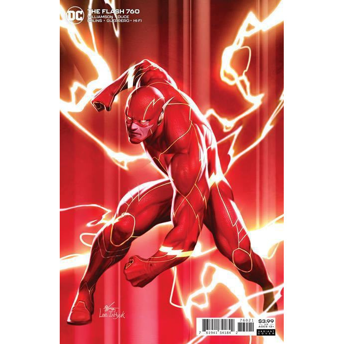 FLASH #760 - INHYUK LEE COVER B