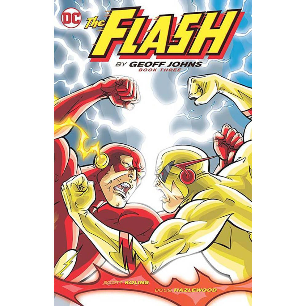 FLASH BY GEOFF JOHNS VOL 3
