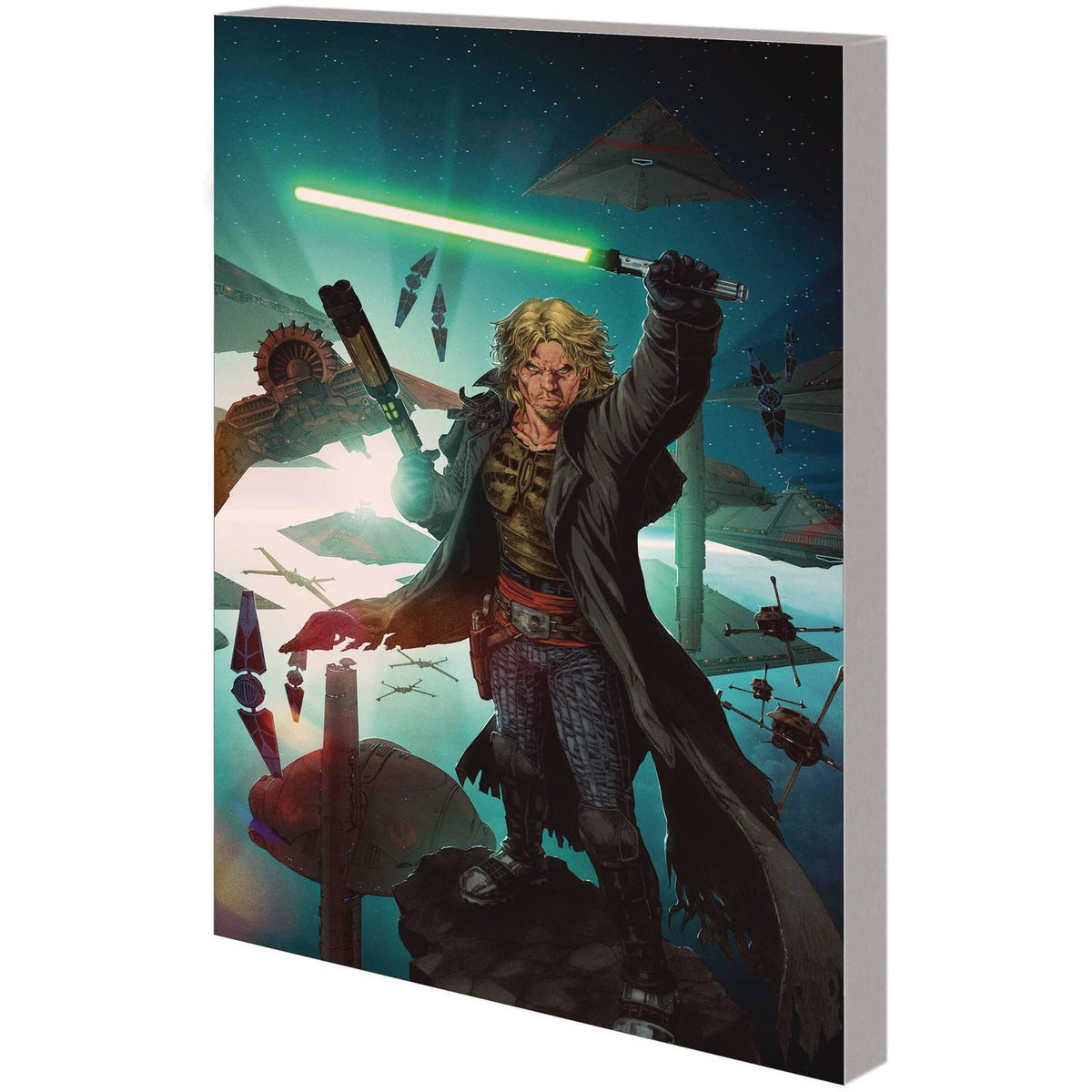 STAR WARS LEGENDS EPIC COLLECTION LEGACY VOLUME 03