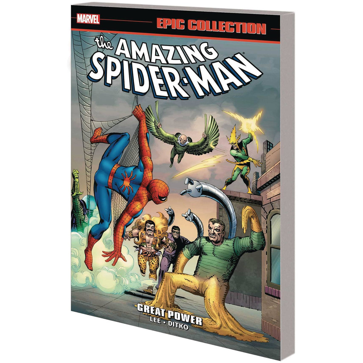 AMAZING SPIDER-MAN EPIC COLLECTION: GREAT POWER