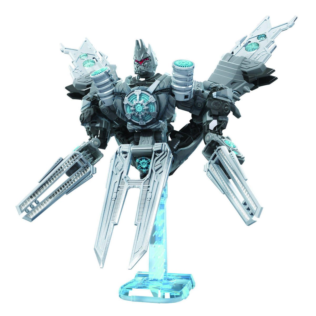 TRANSFORMERS GENERATIONS STUDIO SERIES DELUXE - REVENGE OF THE FALLEN SOUNDWAVE ACTION FIGURE
