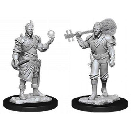 NOLZUR'S MARVELOUS MINIATURES HALF-ELF BARD