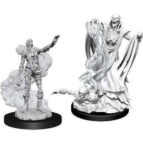 NOLZUR'S MARVELOUS MINIATURES: LICH & MUMMY LORD