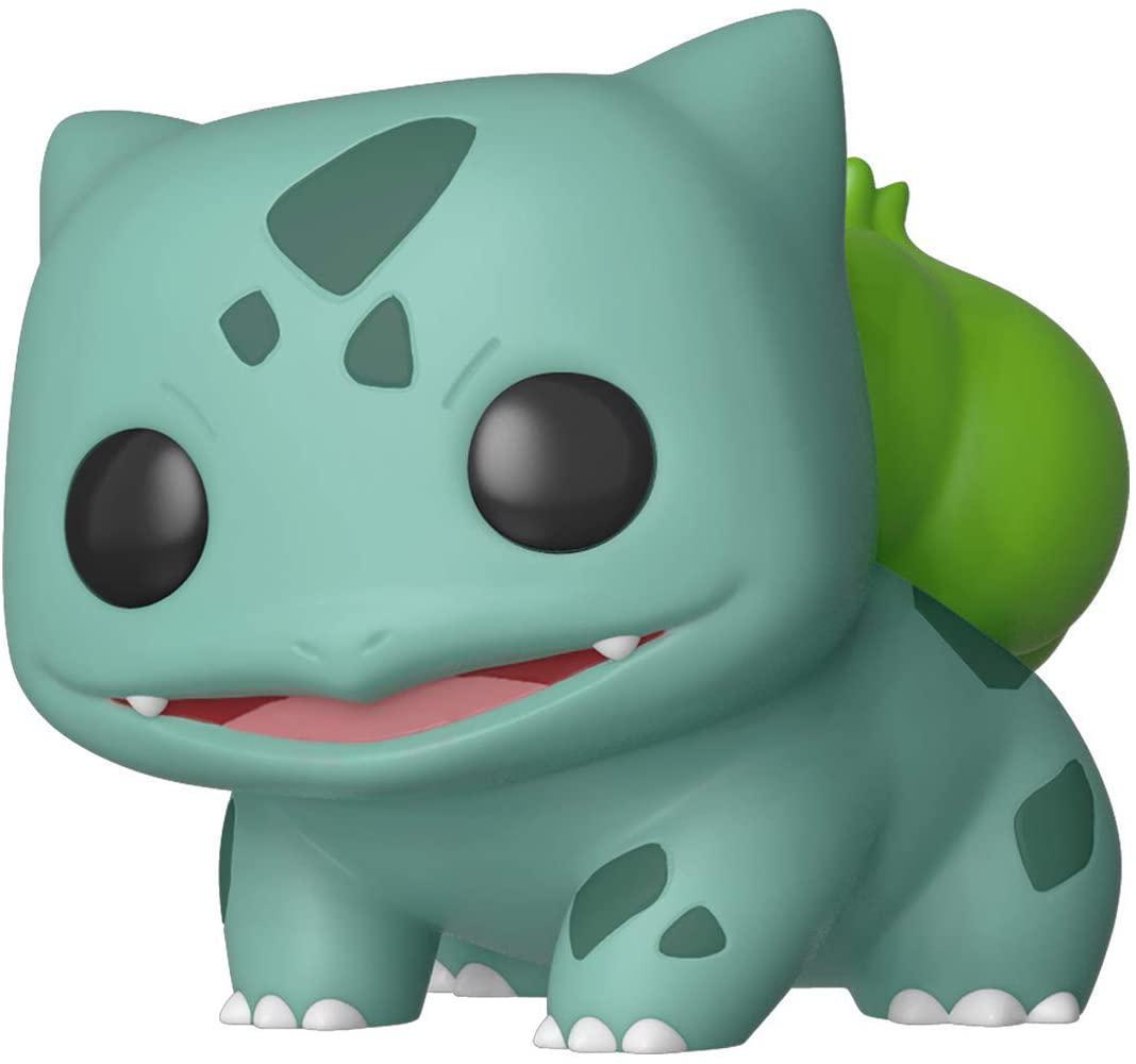 FUNKO POP: GAMES - POKÉMON BULBASAUR VINYL FIGURE