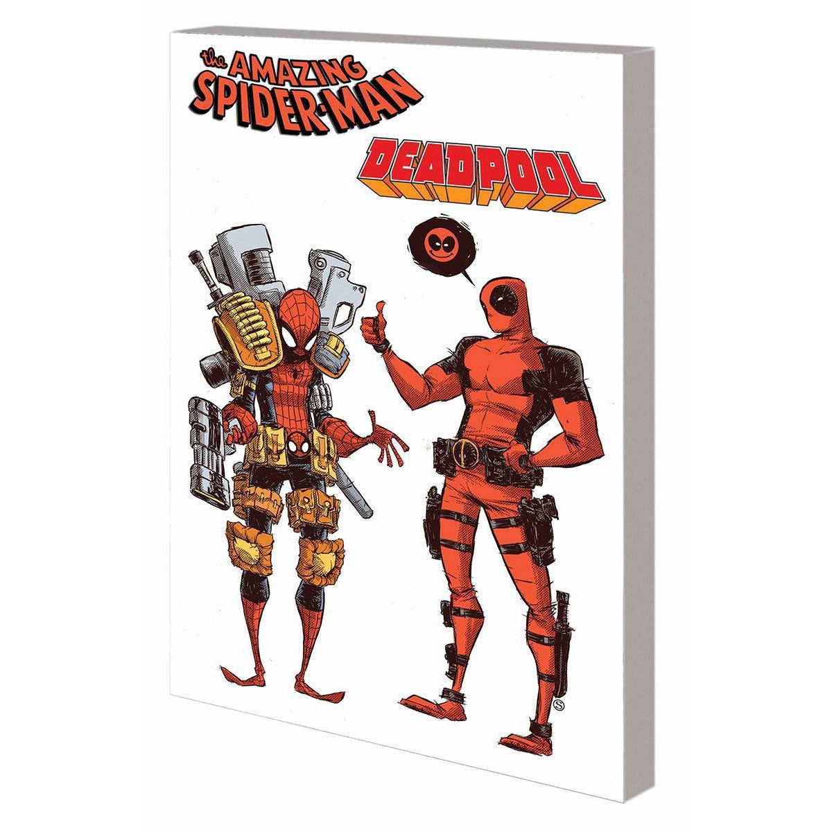 SPIDER-MAN DEADPOOL VOLUME 00: DONT CALL IT TEAM UP