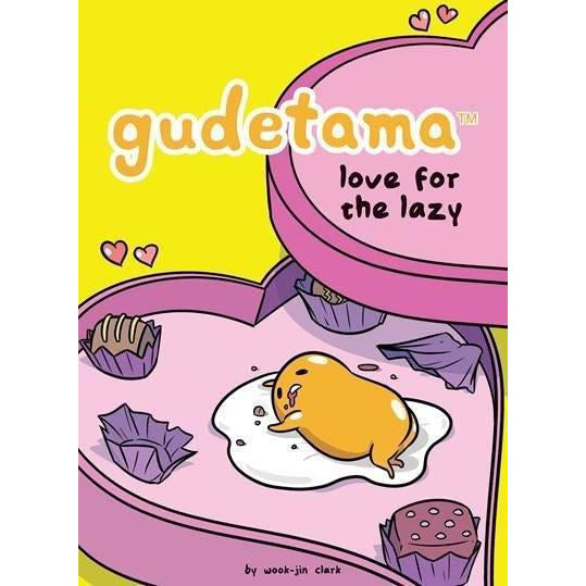 GUDETAMA: LOVE FOR THE LAZY