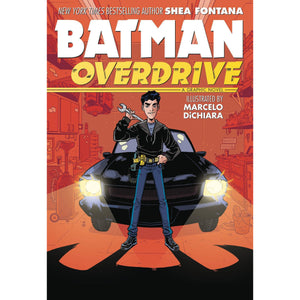 BATMAN OVERDRIVE - DC GRAPHIC NOVELS FOR KIDS