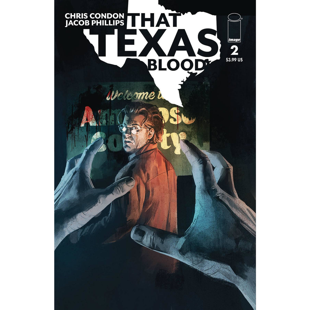 THAT TEXAS BLOOD #2 - PHILLIPS COVER A