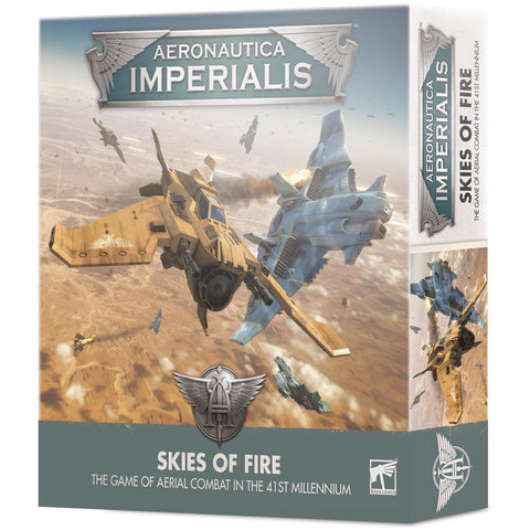 AERONAUTICA IMPERIALIS - SKIES OF FIRE - WARHAMMER 40K