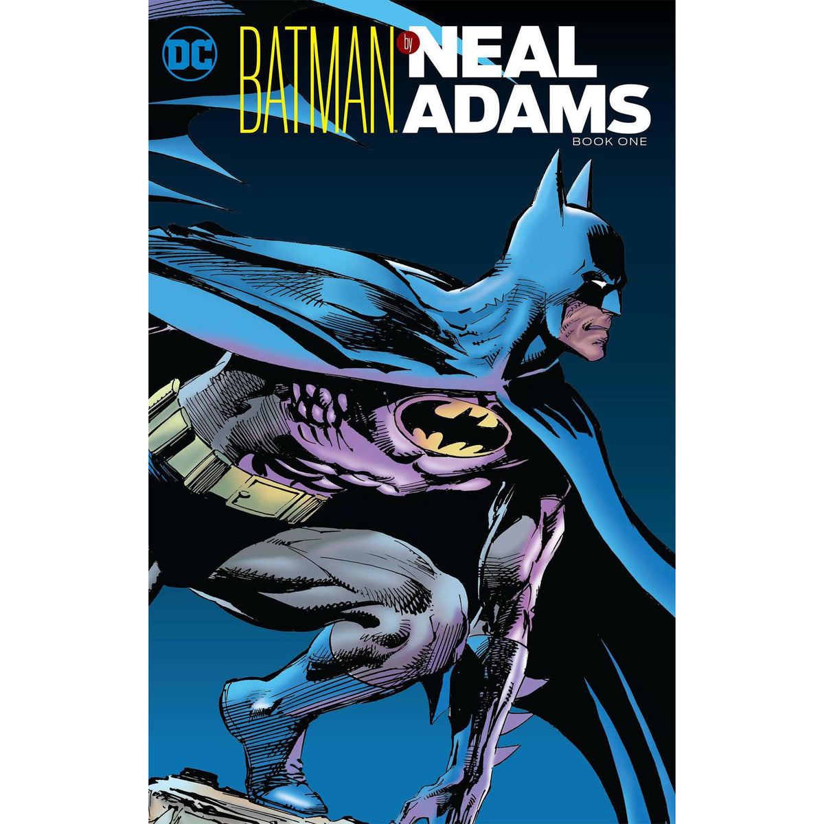BATMAN BY NEAL ADAMS: BOOK 01