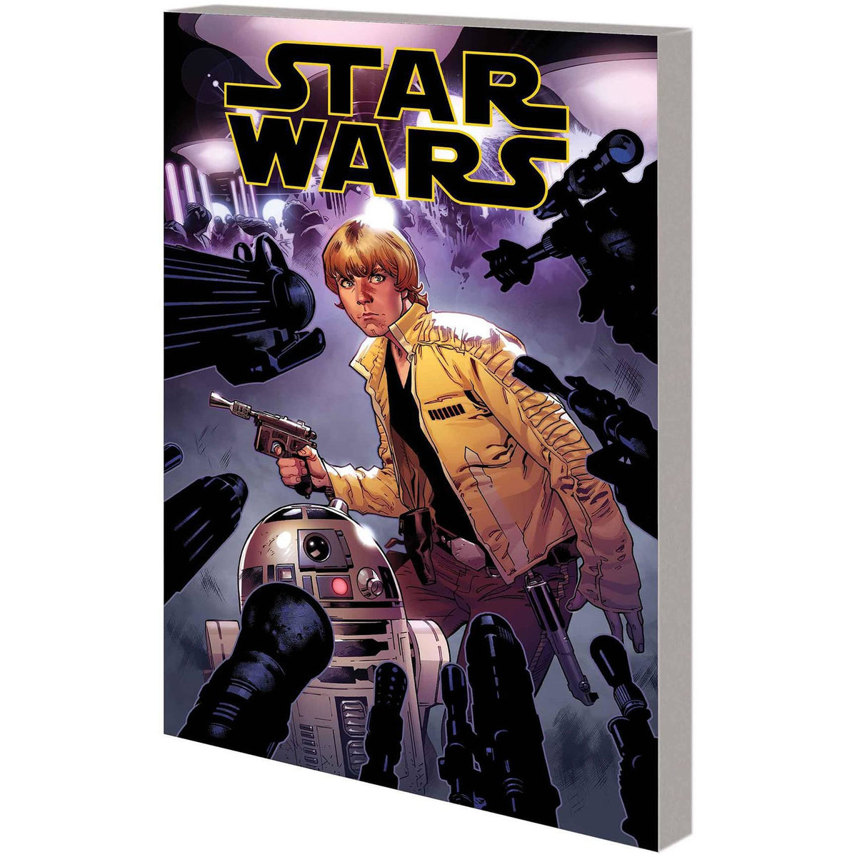 STAR WARS VOLUME 02: SHOWDOWN ON THE SMUGGLERS MOON