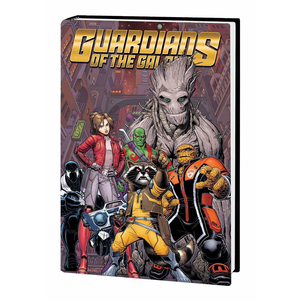 GUARDIANS OF THE GALAXY HC VOL 01 EMPEROR QUILL