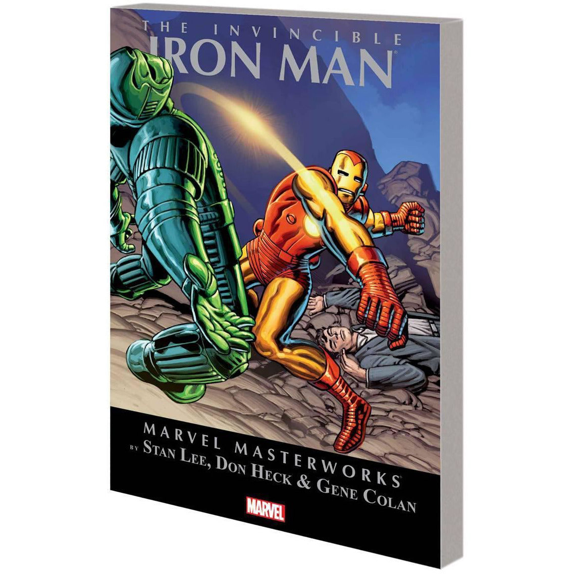 MARVEL MASTERWORKS INVINCIBLE IRON MAN TP VOL 03