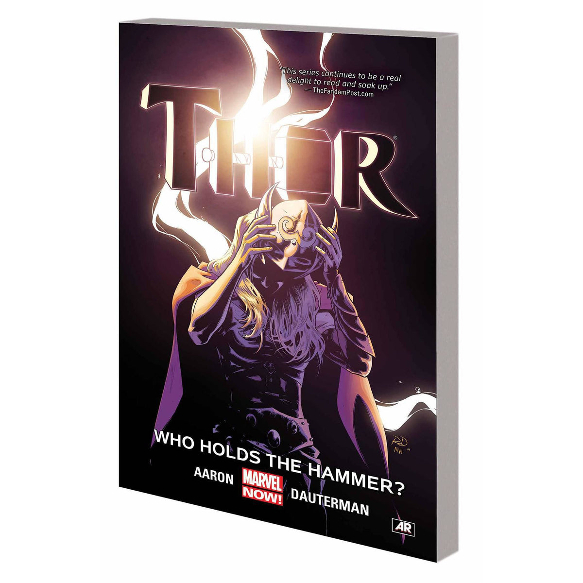 THOR VOLUME 02: WHO HOLDS THE HAMMER?