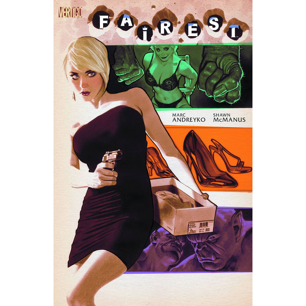 FAIREST VOLUME 4: OF MEN AND MICE