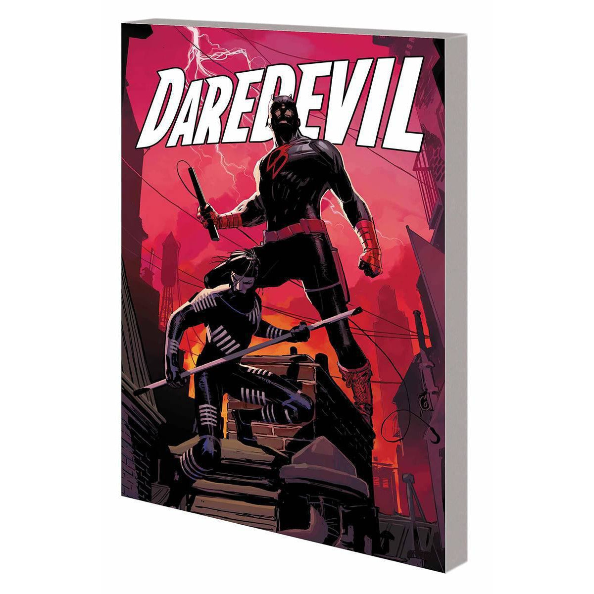 DAREDEVIL BACK IN BLACK VOL 01: CHINATOWN