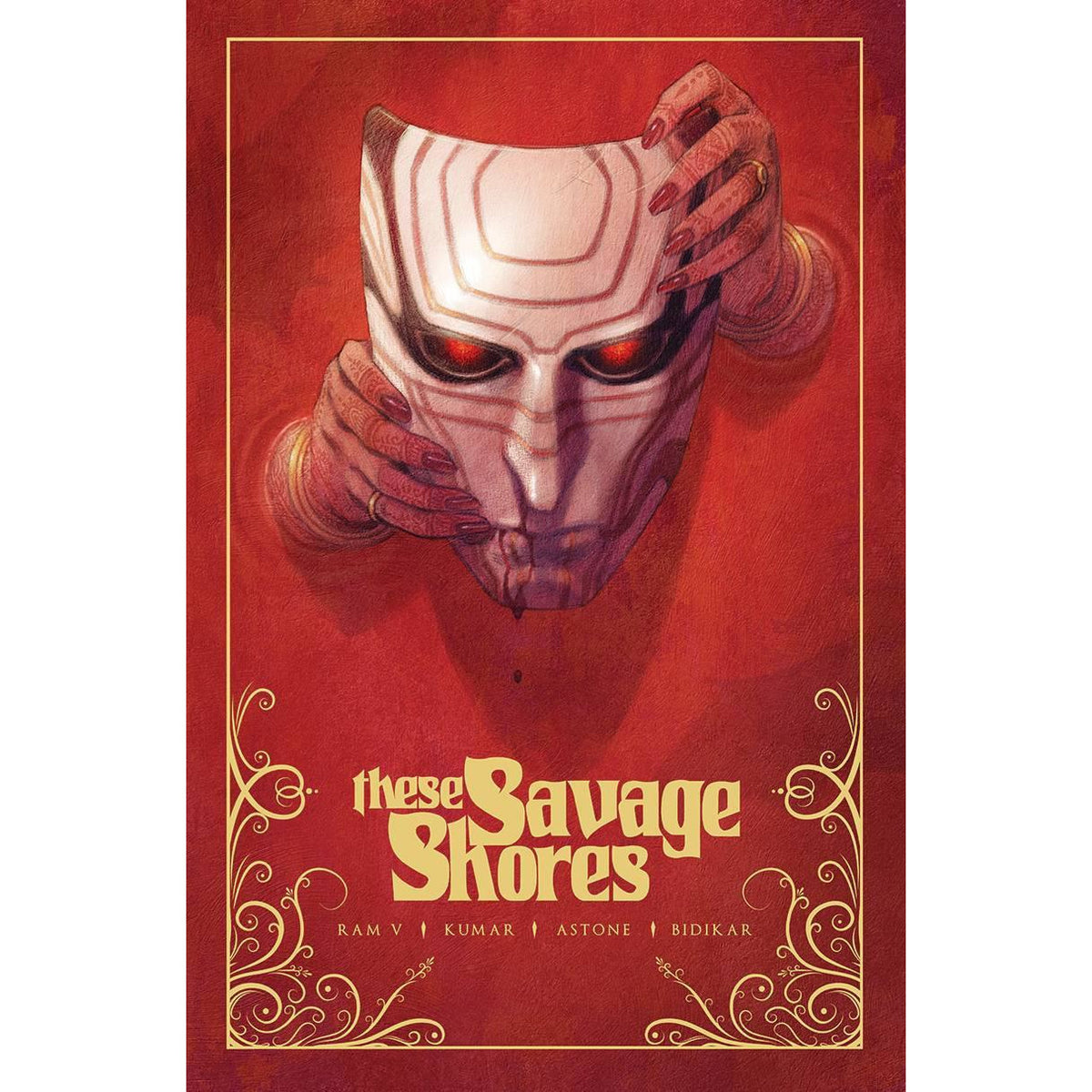 THESE SAVAGE SHORES VOLUME 01
