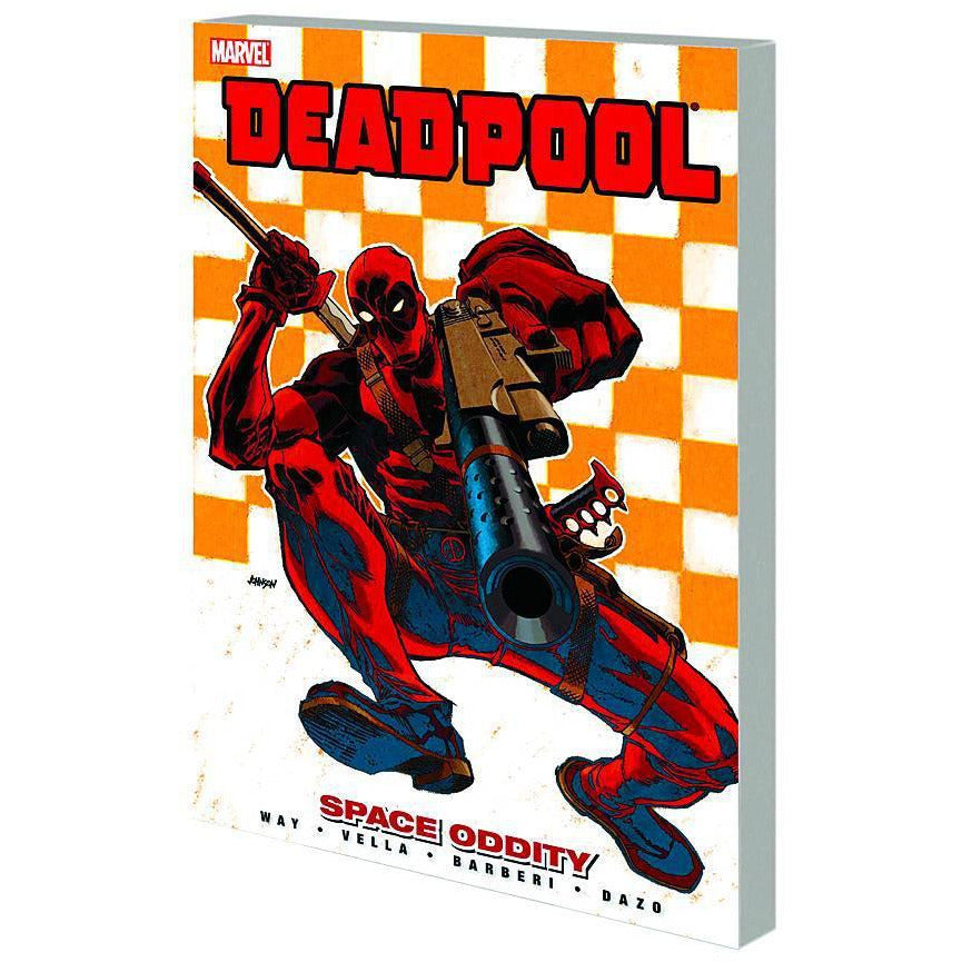 DEADPOOL VOLUME 7: SPACE ODDITY