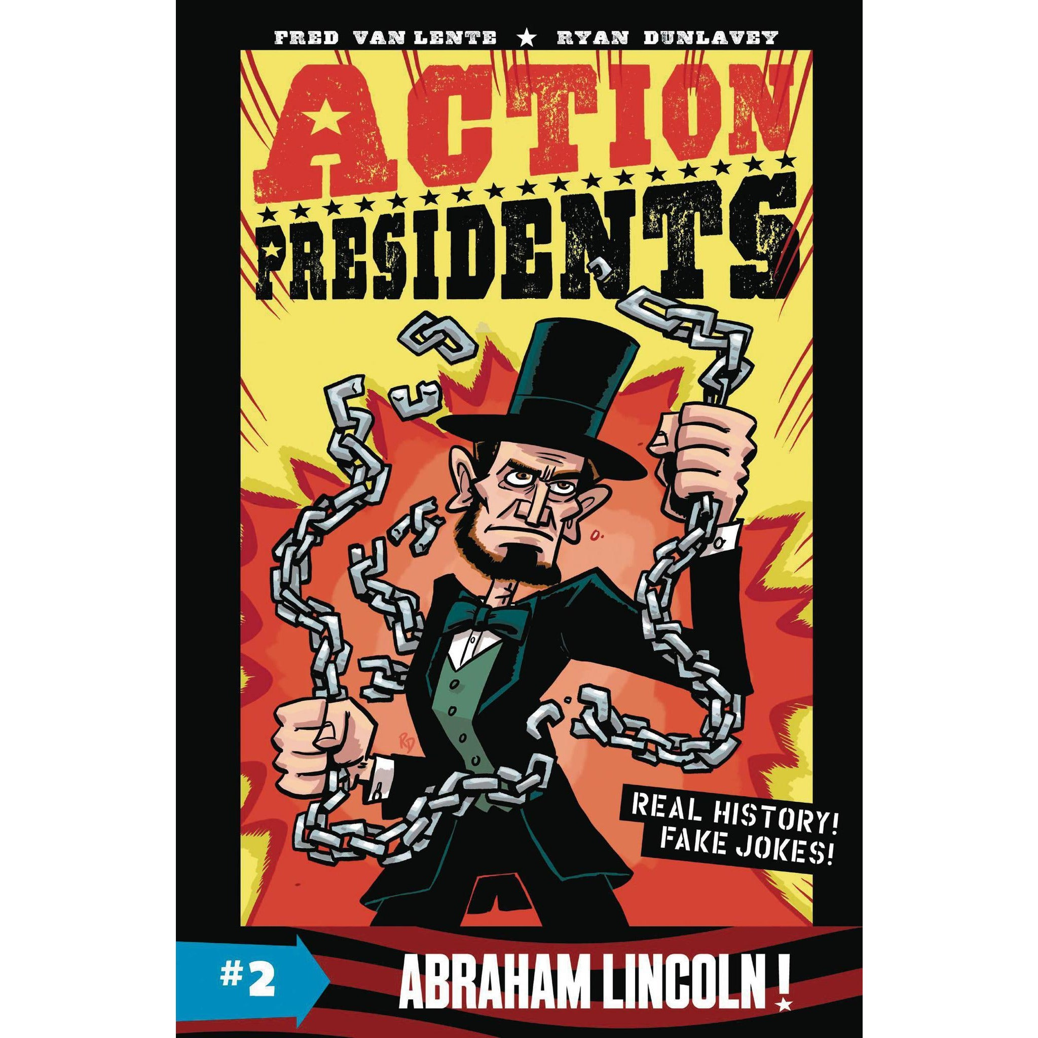 ACTION PRESIDENTS VOL 2: ABRAHAM LINCOLN