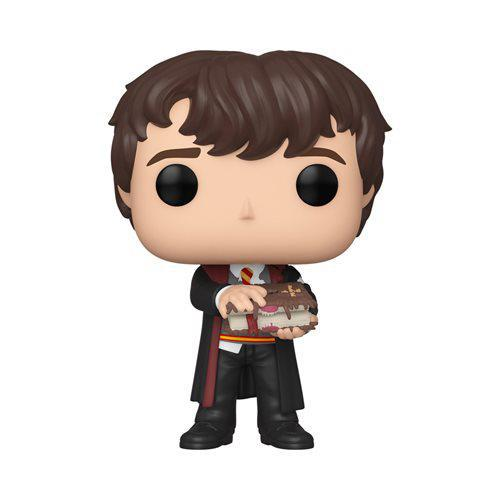 FUNKO POP: HARRY POTTER - NEVILLE LONGBOTTOM WITH MONSTER BOOK VINYL FIGURE