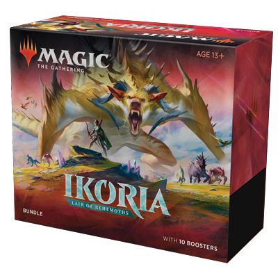 MAGIC THE GATHERING: IKORIA: LAIR OF BEHEMOTHS - BUNDLE