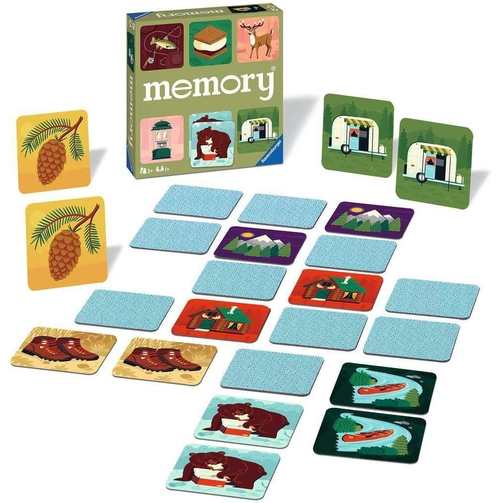 MEMORY GAME: THE GREAT OUTDOORS