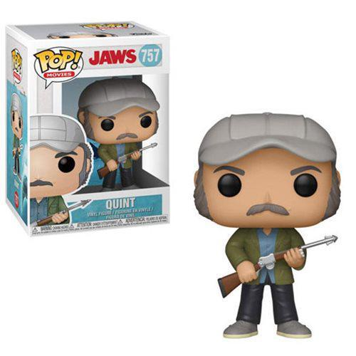 FUNKO POP MOVIES: JAWS - QUINT- #757