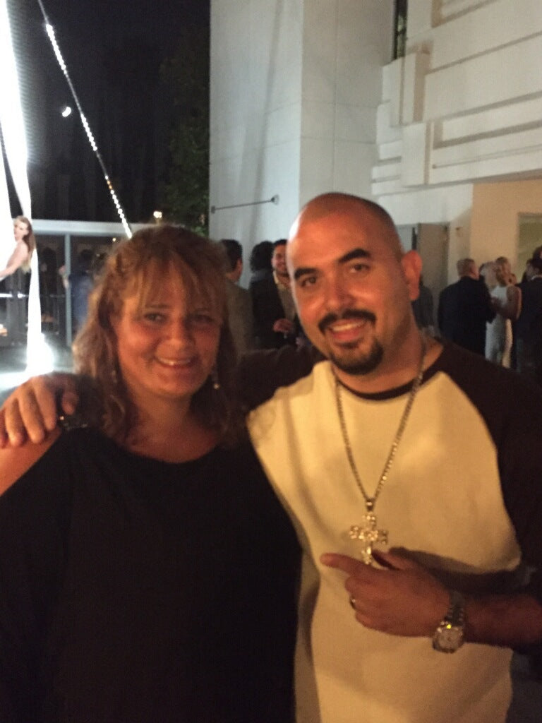 Meeting Noel Gugliemi