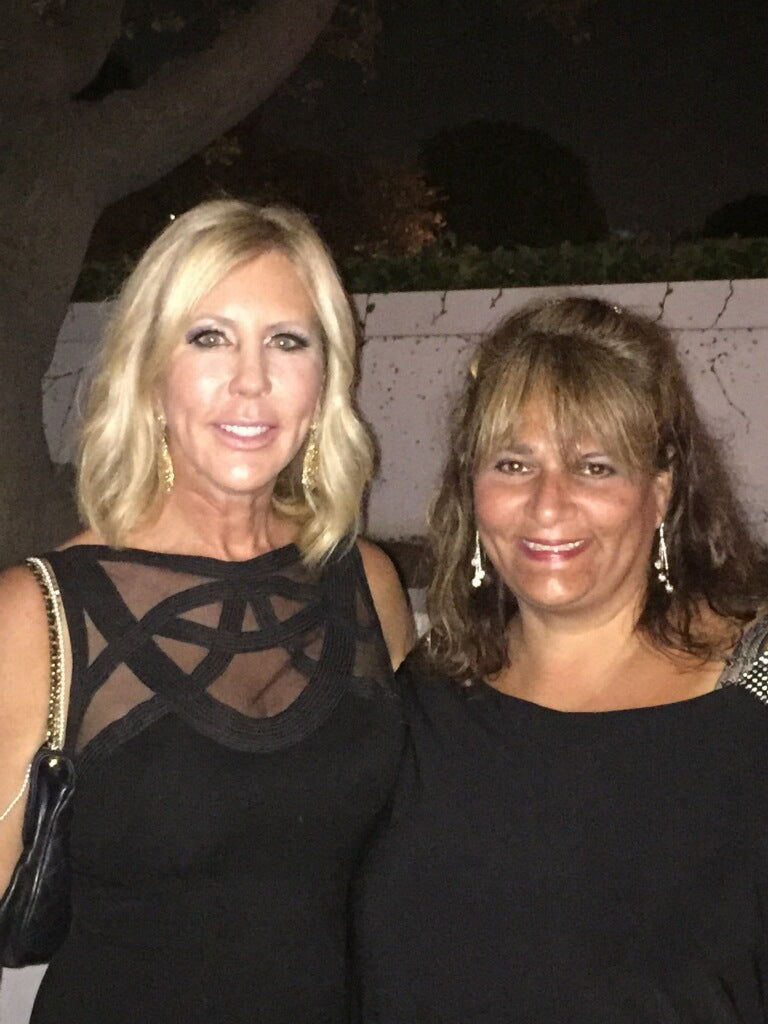 On the Red Carpet with Vicki Gunvalson