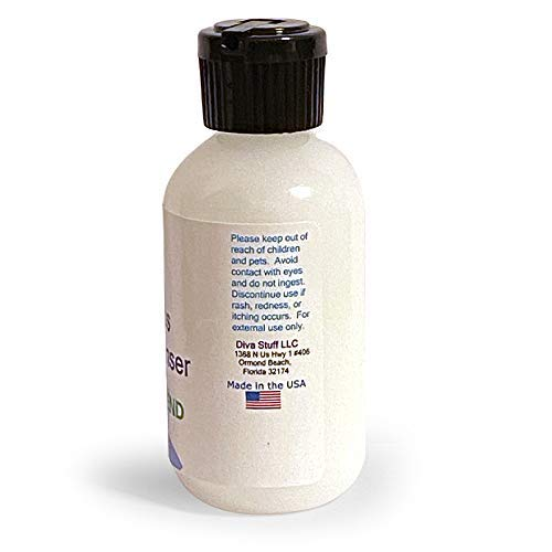 Waterless (No Water Needed for Rinsing) Hand Cleanser (Health Blend)