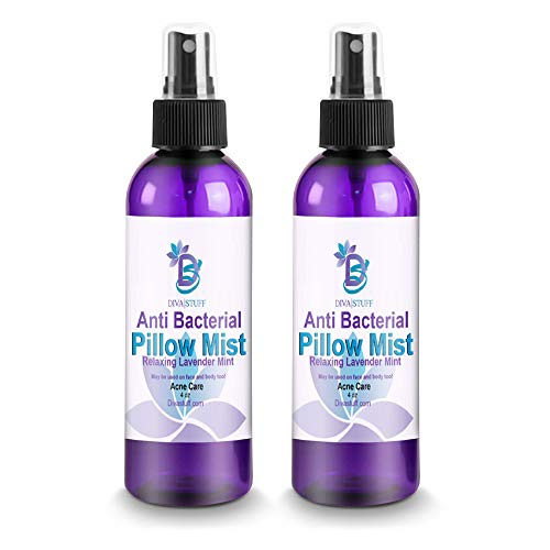 Anti-Bacterial Pillow Mist - Lavender (2 Count)