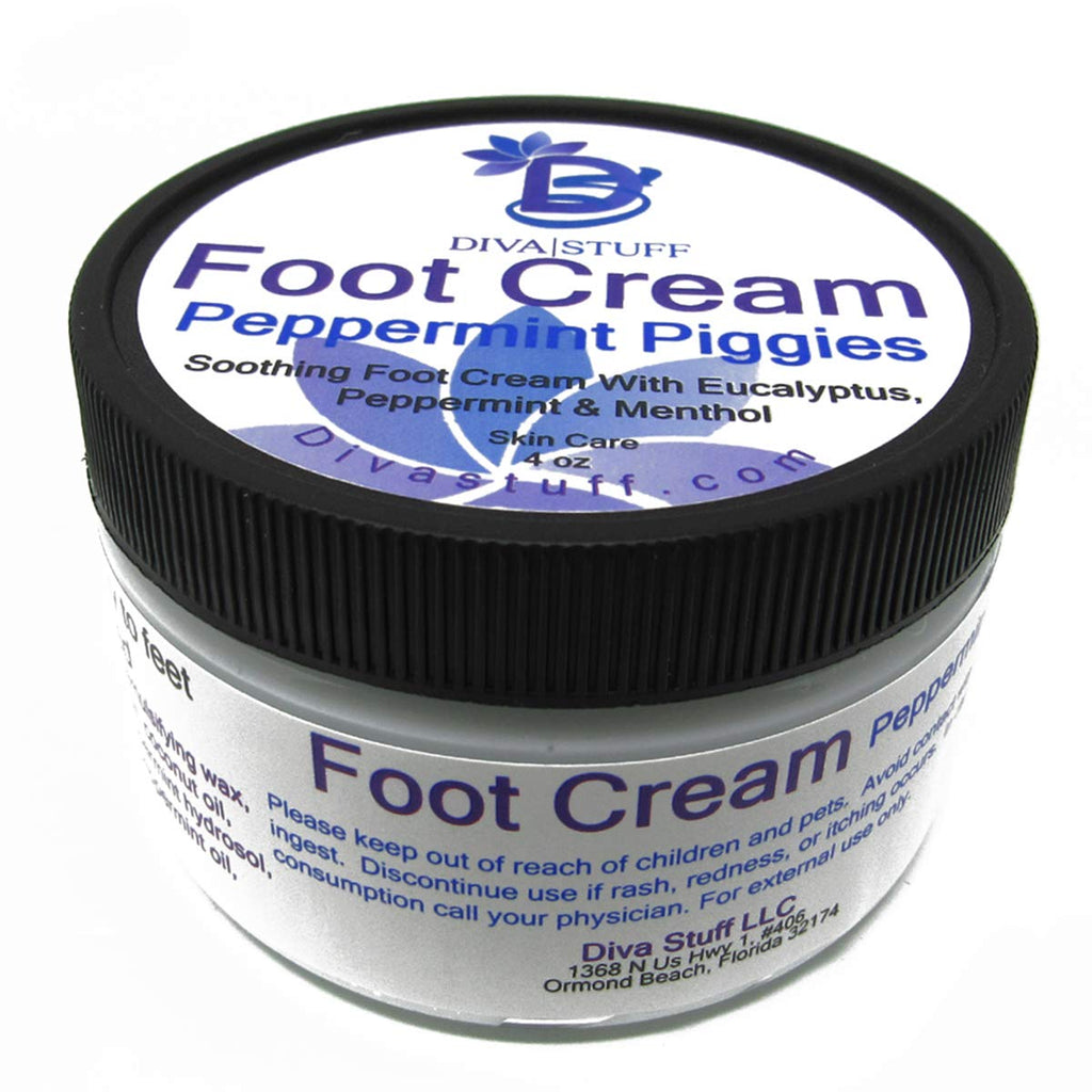 Peppermint Piggies Foot Cream