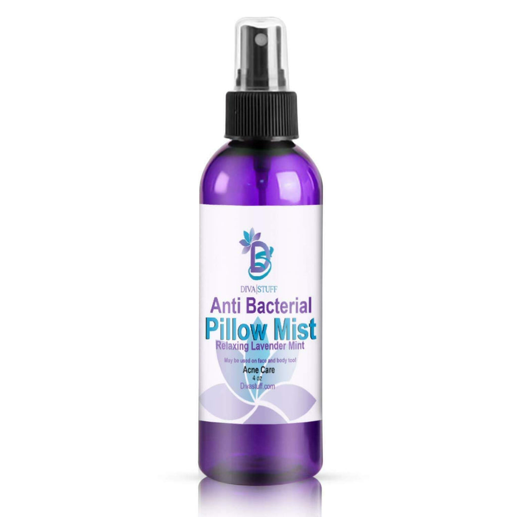 Anti-Bacterial Pillow Mist - Lavender