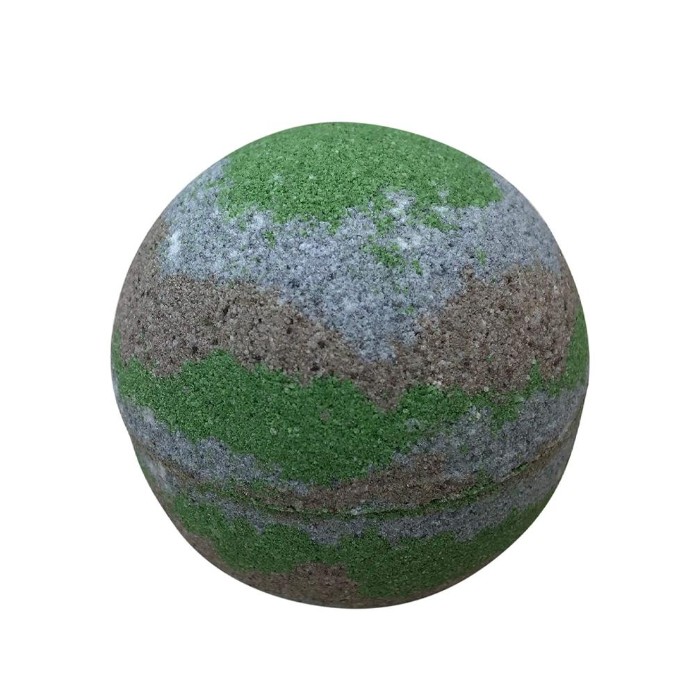 Bath Bomb with Skin Softening Ingredients-Camo Man