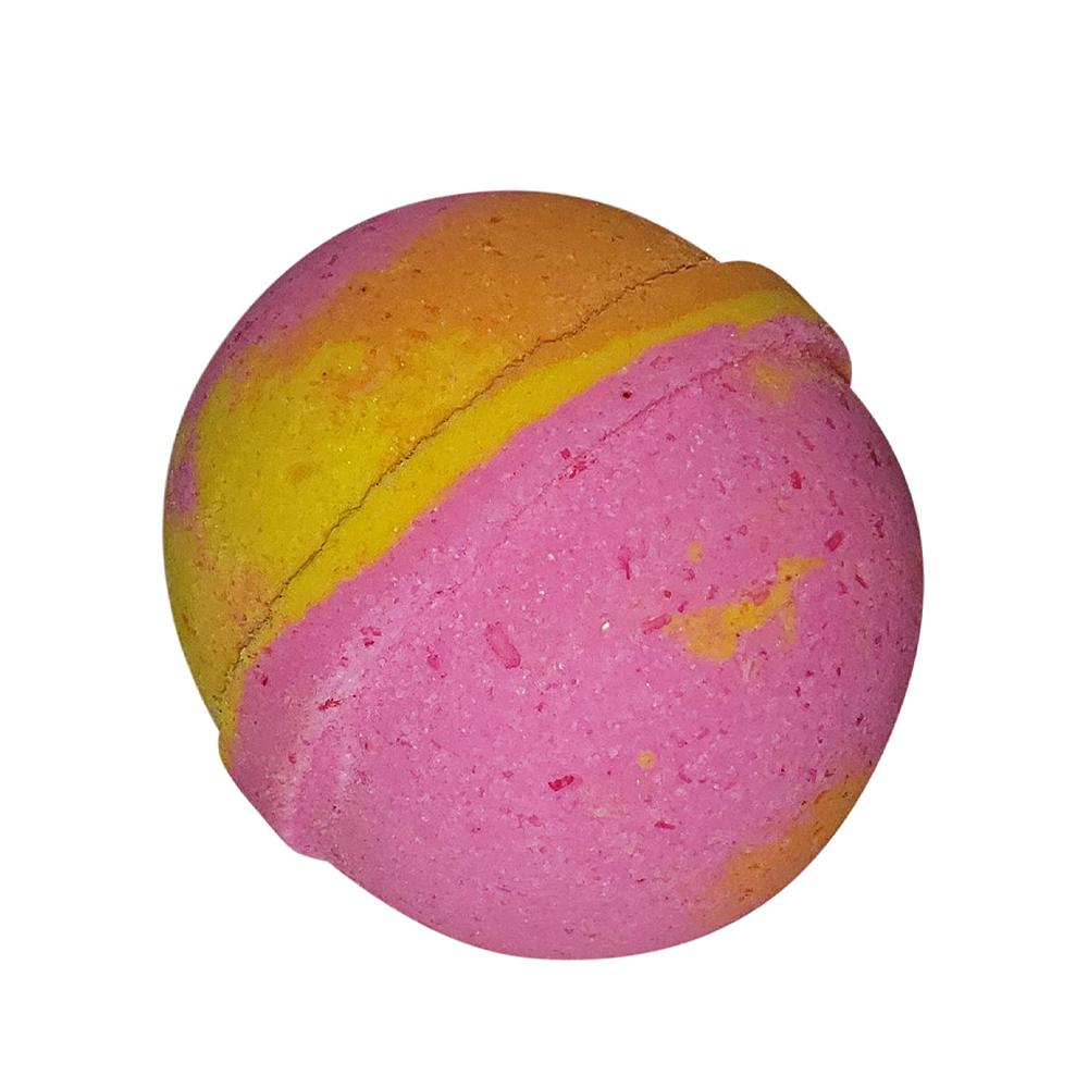 Bath Bomb with Skin Softening Ingredients-Tropical Oasis