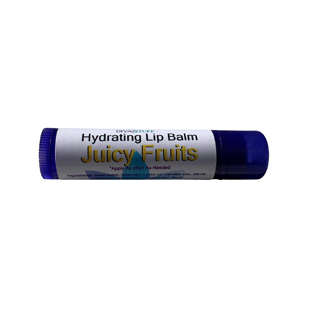 Gourmet, Hydrating Lip Balms (Juciee Fruits)
