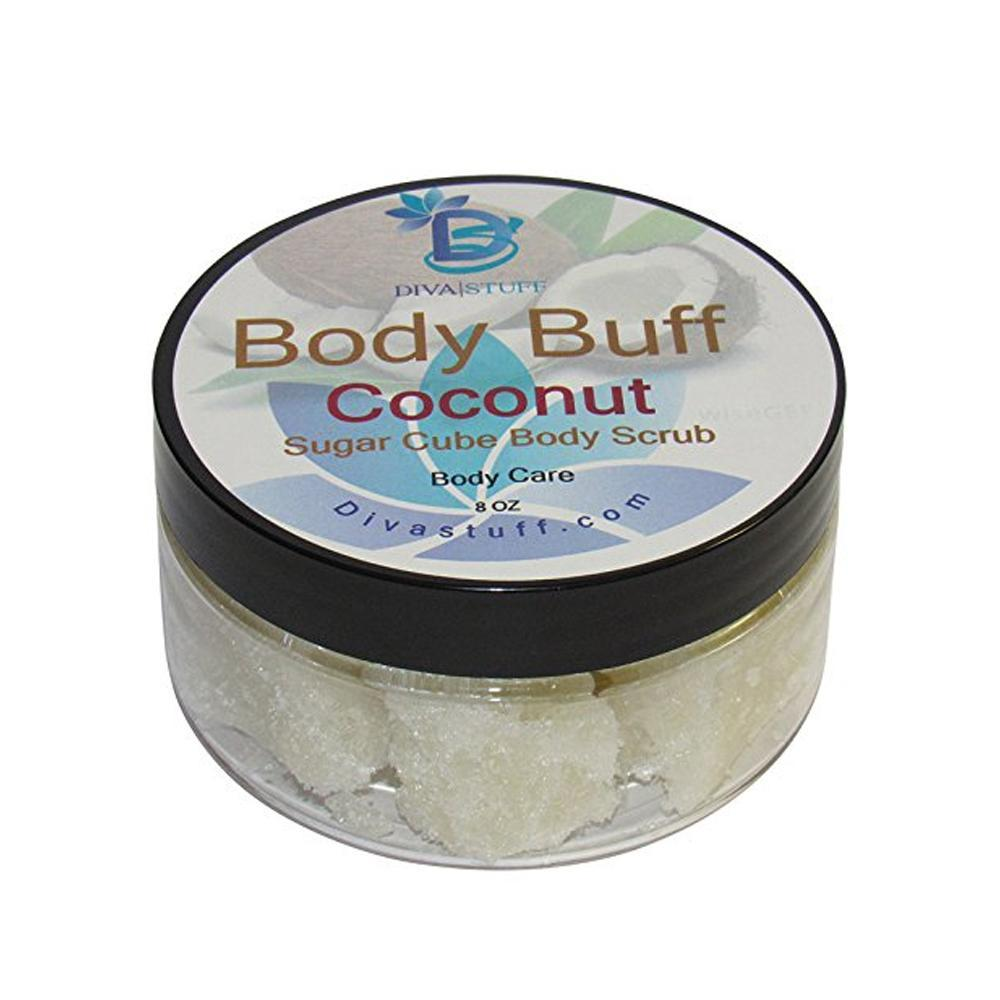 Sugar Scrub Body Buff - Coconut