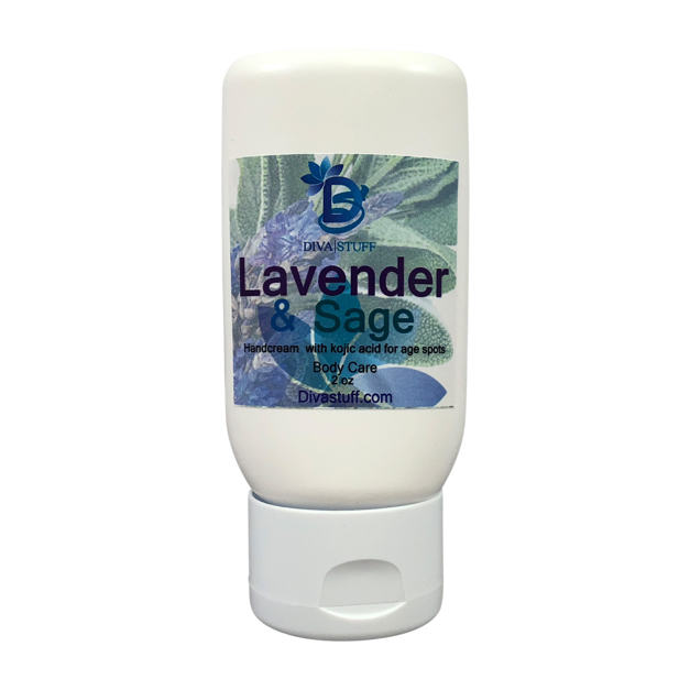 Nourishing Hand Cream Da Lime in Da Coconut Scent - Lavender Sage