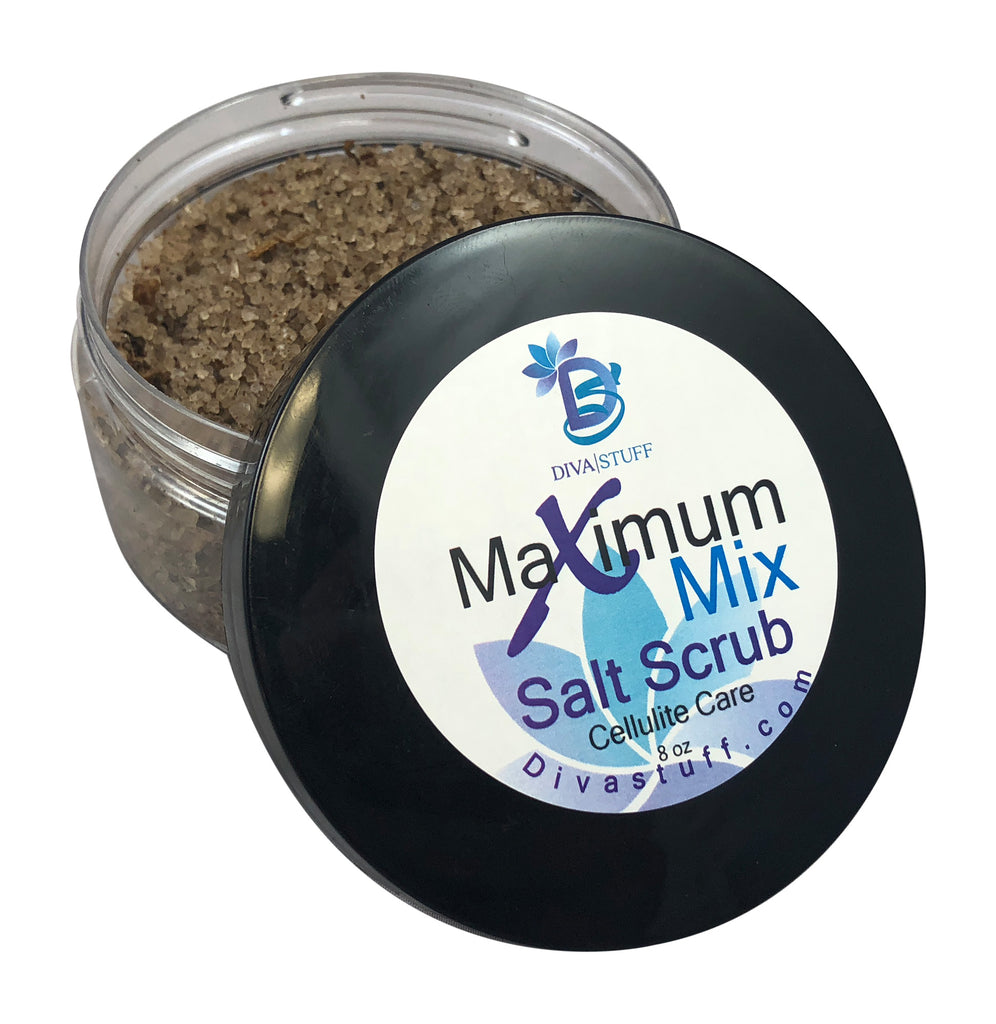 Anti Cellulite Maximum-Mix Foaming Salt Scrub