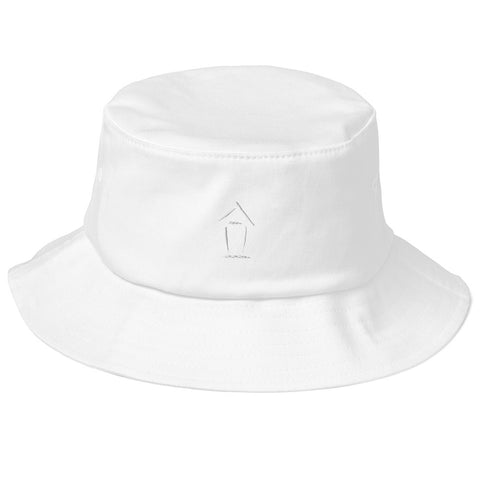 Boiz House Logo Old School Bucket Hat