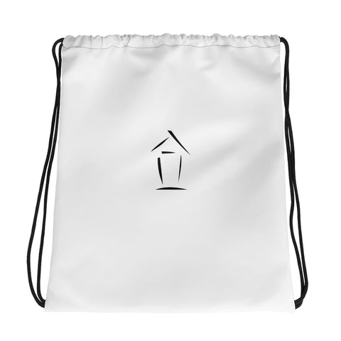 Boiz House Logo Drawstring Bag